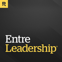 Podcast cover art for The EntreLeadership Podcast