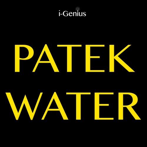 i-genius - Patek Water (Instrumental Remix) - Single