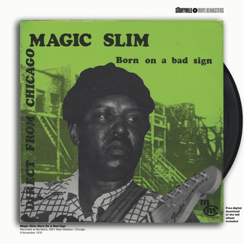 DOWNLOAD MP3: Magic Slim - Going Down Slow