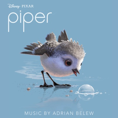 """Piper (From """"Piper"""") - Single - Adrian Belew"""