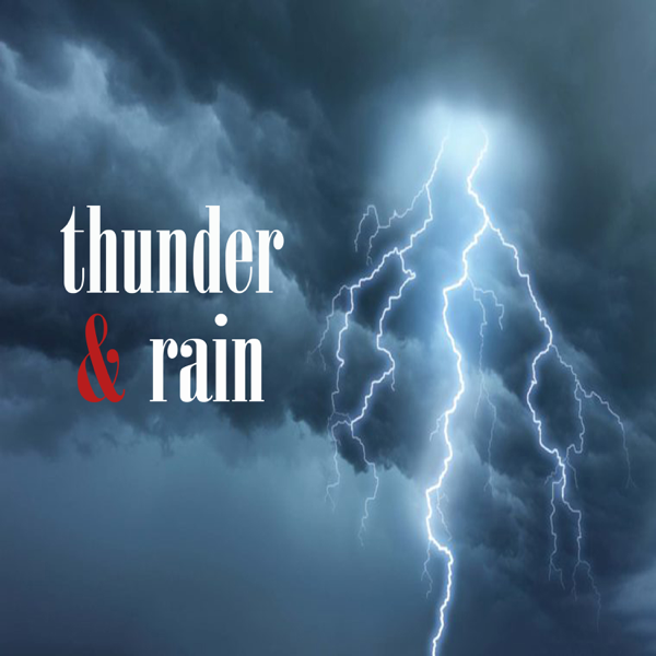 Thunder and Rain by Background Noise Lab