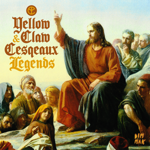 Yellow Claw & Cesqeaux - Legends - EP