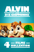 20th Century Fox Film - Alvin & die Chipmunks – 4-Filme-Kollektion artwork