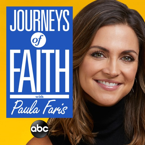 Cover image of Journeys of Faith with Paula Faris