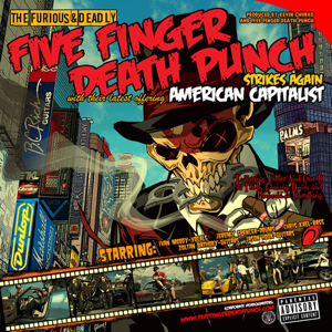 Five Finger Death Punch - If I Fall