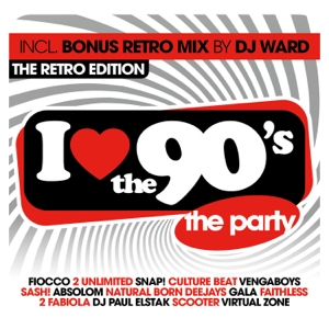 Various Artists - I Love the 90's - The Retro Edition