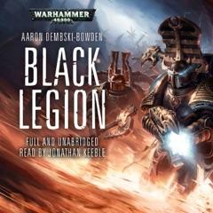 Black Legion: Black Legion: Warhammer 40,000, Book 2 (Unabridged)