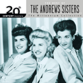 20th Century Masters - The Millennium Collection: The Best of The Andrew Sisters