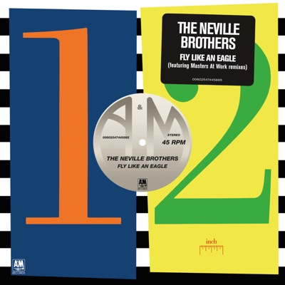 Fly Like an Eagle - EP - Neville Brothers