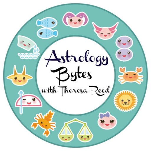 Cover image of Astrology Bytes with Theresa Reed
