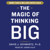 David Schwartz - The Magic of Thinking Big (Unabridged) artwork