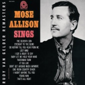 Mose Allison - Lost Mind