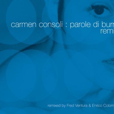 Parole di burro - EP (Remix) - Carmen Consoli