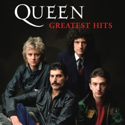 View album Queen - Greatest Hits