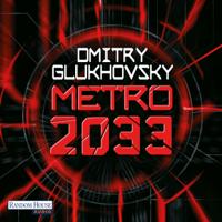 Dmitry Glukhovsky - Metro 2033 artwork