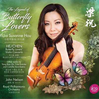 The Legend of Butterfly Lovers - Royal Philharmonic Orchestra