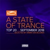 A State of Trance (Top 20, September 2018)