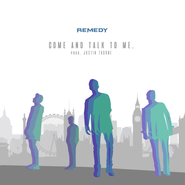 remedyの come and talk to me single をapple musicで