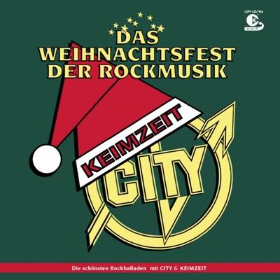 Weihnachtsfest der Rockmusik (feat. City) - Keimzeit