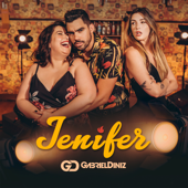 Jenifer - Gabriel Diniz Cover Art