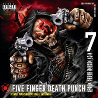 Five Finger Death Punch - Sham Pain artwork