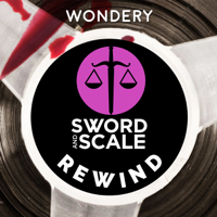 Podcast cover art for Sword and Scale Rewind