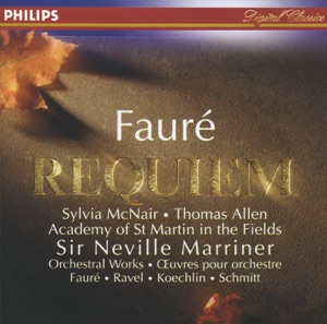 Sylvia McNair, Sir Neville Marriner, Academy of St. Martin in the Fields & John Birch - Requiem, Op. 48: IV. Pie Jesu