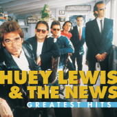 Greatest Hits (Remastered)-Huey Lewis & The News