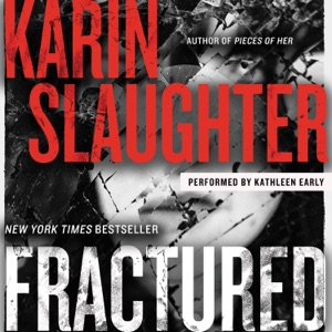 Fractured - Karin Slaughter audiobook, mp3