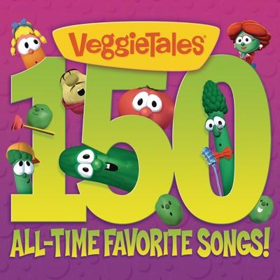 150 All-Time Favorite Songs! - Veggie Tales