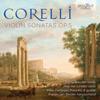 Rémy Baudet, Jaap Ter Linden, Pieter-Jan Belder & Mike Fentross - Corelli: Violin Sonatas, Op. 5 kunstwerk