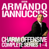 Armando Iannucci - Armando Iannucci's Charm Offensive: Series 1-4: The Complete BBC Radio 4 Collection  artwork