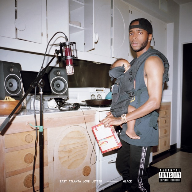 6LACK – East Atlanta Love Letter [iTunes Plus AAC M4A] – iTOPMUSIC