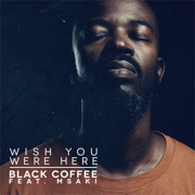 Wish You Were Here (feat. Msaki) - Black Coffee