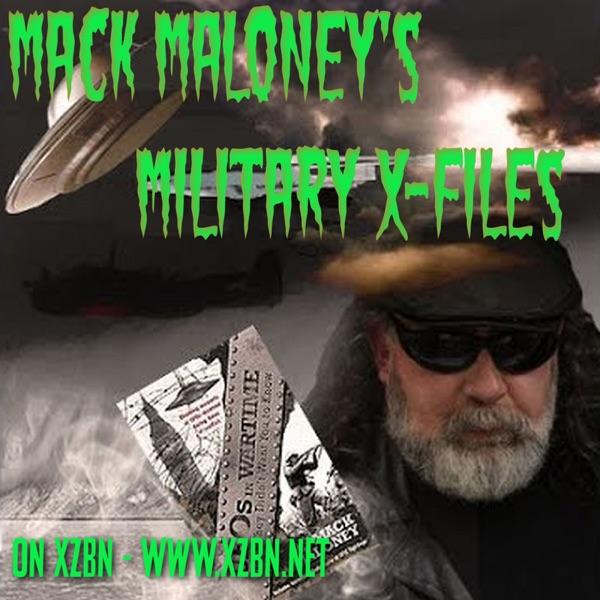 Mack Maloney - Military X-Files