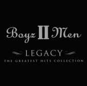 Legacy The Greatest Hits Collection Boyz II Men - Boyz II Men