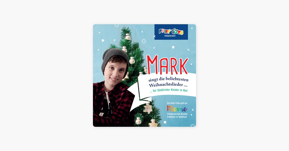 Mark singt die beliebtesten Weihnachtslieder by Mark