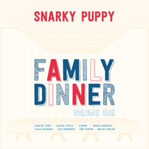 Snarky Puppy - Something feat. Lalah Hathaway