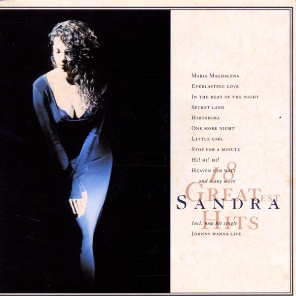 Sandra mit Maria Magdalena
