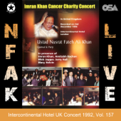 Intercontinental Hotel UK Concert 1992, Vol. 157