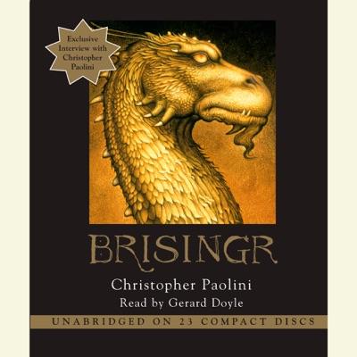 Brisingr: Inheritance, Book III (Unabridged)