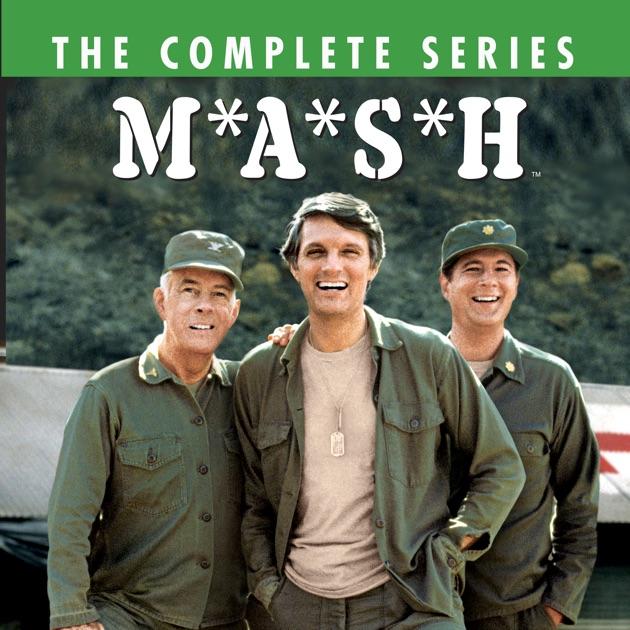 MASH The Complete Series (Seasons 1-11) (Digital HD TV Show)