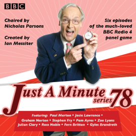 Just a Minute: Series 78: BBC Radio 4 comedy panel game audiobook