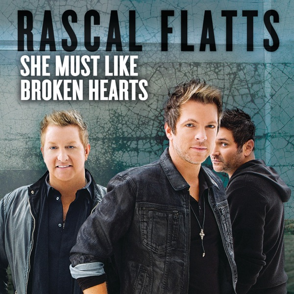 She Must Like Broken Hearts - Single