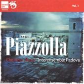 Interensemble Padova - Piazzolla: Trois Préludes for Piano, Flora's Game: Milonga Prelude