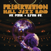 Preservation Hall Jazz Band - St. Peter and 57th St. artwork