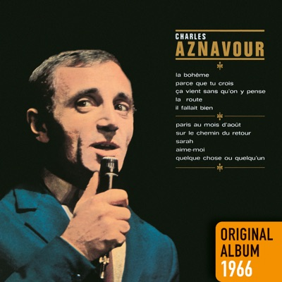 La Bohème - Charles Aznavour