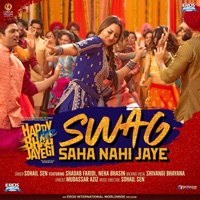 HAPPY PHIRR BHAG JAYEGI - Swag Saha Nahi Jaye Chords and Lyrics