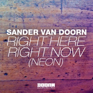 Right Here Right Now (Neon) [Radio Edit] - Single