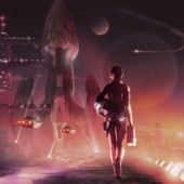 Space Odyssey (feat. Thandi Phoenix)